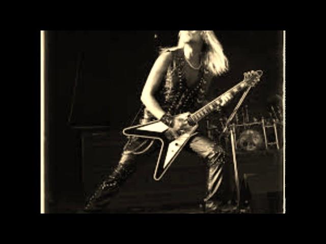 Richie Faulkner × Masa Itoh interview(Audio) 2018/02 リッチー・フォークナー × 伊藤政則 Judas Priest FIREPOWER