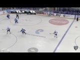 Моменты из матчей КХЛ сезона 16/17 • Гол. 0:2. Пеньковский Артём (Трактор) увеличивает преимущество в счете в большинстве 23.08