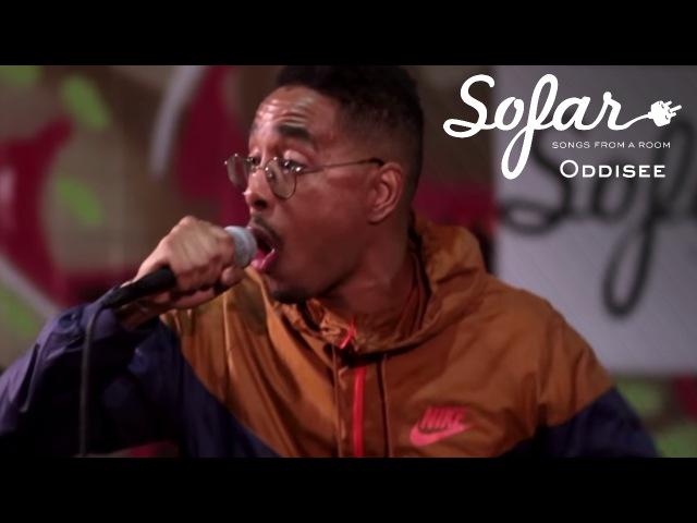 Oddisee - Want to Be | Sofar Washington, DC
