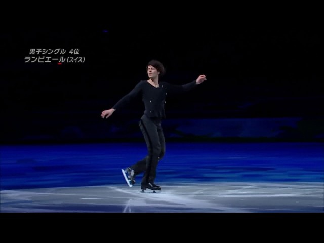 Stephane Lambiel 2010 Olympics EX - Ne me quitte pas (no commentary)