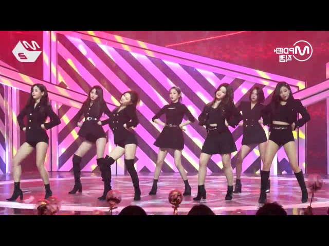 CLC - BLACK DRESS (DANCE MIRROR)