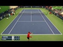 Circus Perfomance At The Tennis Match svk/bettinggood23