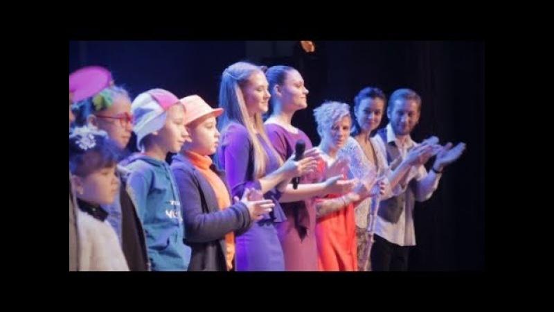 Backstage концерта ЧИТАЛКИН на День семьи в Ханты-Мансийске, 2018