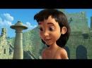 Мультфильм - Маугли Книга Джунглей - 25 серия (Резиновый мяч)