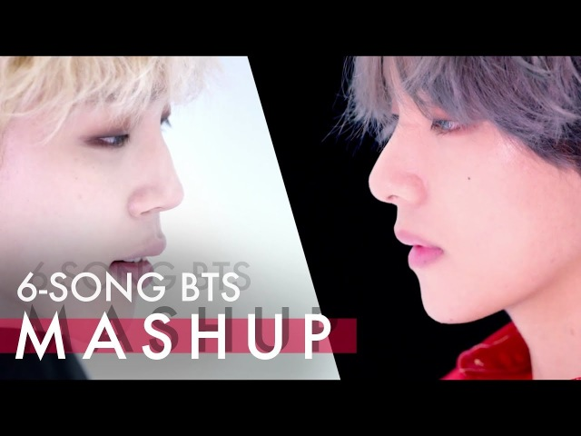 BTS (방탄소년단) – DNA /Not Today /Fire /Danger /Spring Day MASHUP (feat. Blood, Sweat Tears)