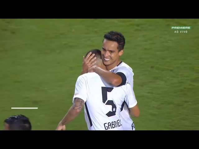GOL BIZARRO DE JADSON - São Caetano 0 x 4 Corinthians - Campeonato Paulista 2018