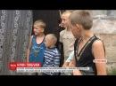 На Житомирщині вночі шукали чотирьох дітей які нажахані ховались у полі