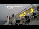#3. Viking Line Mariella. Паром Викинг Лайн Мариелла, 19 декабря 2017