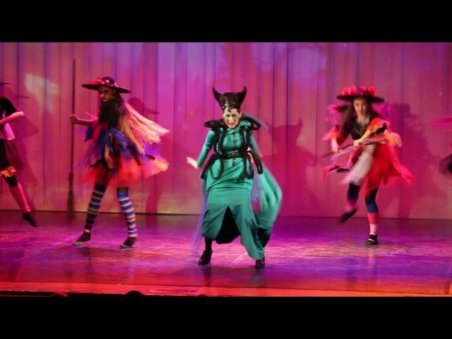 Волшебник Изумрудного города - Бастинда злится ( театр Фарт г. Севастополь)