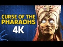 30 Minutes of 4K Assassins Creed Origins - The Curse of the Pharaohs DLC Gameplay