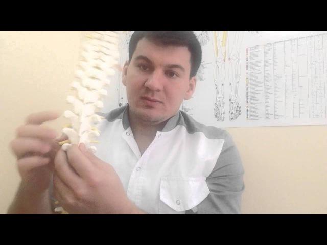 Чем опасно вытяжение позвоночника The dangerous spinal traction