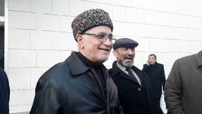 Rəhim Qazıyev azadlıqda