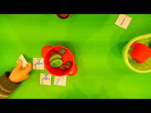 Неговорящие дети - Формирование односложных и двусложных слов