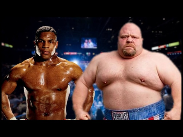 BUTTERBEAN THE 300LB KNOCKOUT MACHINE