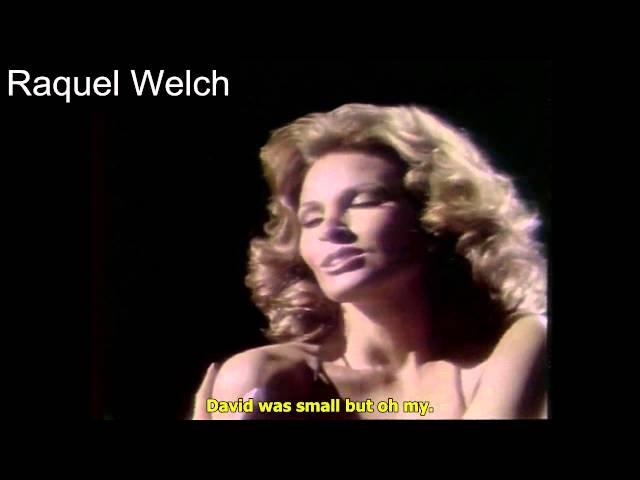 Raquel Welch - It ain't necessarily so [ live 1976 ]