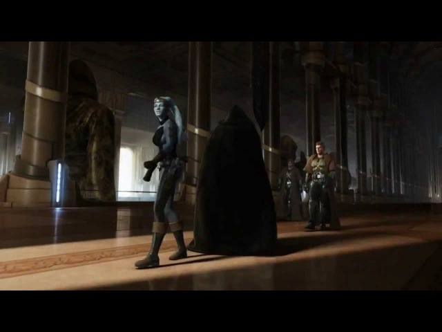 Star Wars The Old Republic Cinematic Trailer RUS