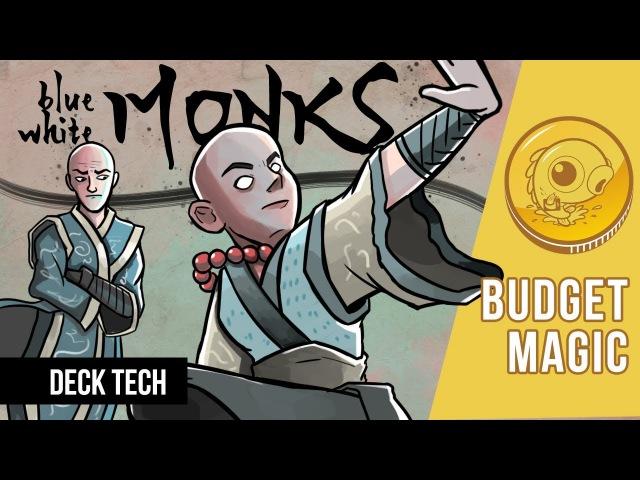 Budget Magic: $94 (49 tix) Modern UW Monks (Deck Tech)