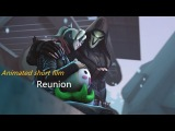 The animated short film of Overwatch We meet again