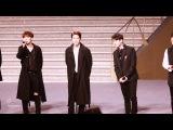 171002 홍콩청년음악회 인사 talking part focus #우현 #남우현 #woohyun