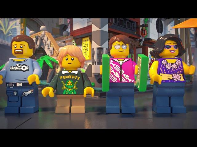 70657 LEGO NinjaGO - Порт НиндзяГо Сити