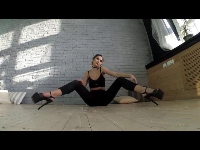 Two Feet - Twisted | Frame up strip choreo Tamara Marchenko