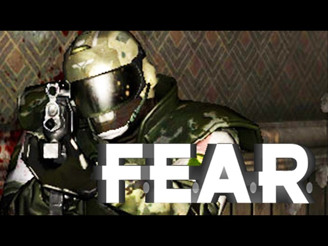F E A R Gameplay PC Elite Special Forces