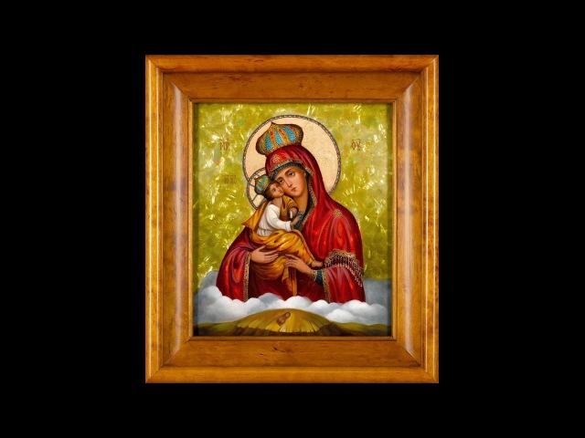 Акафист Пресвятой Богородице в честь иконы Ее ПОЧАЕВСКОЙ