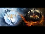 Graveland &amp Nokturnal Mortum - The Spirit Never Dies (Full Split)