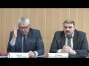 Тридцать девятая сессия Совета МО Новокубанский район шестого созыва