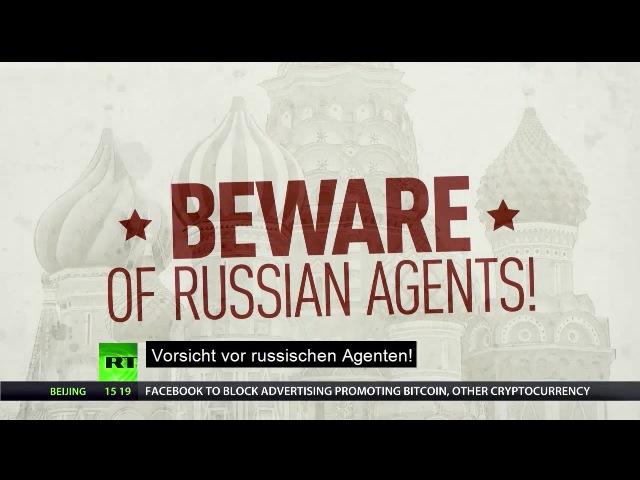 Aprilscherz schon im Februar? FBI-Memo in den USA soll Produkt russischer Agenten sein