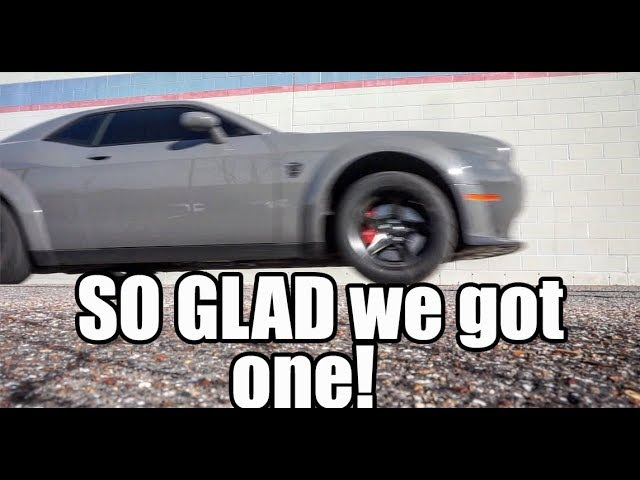 HERE is why the 2018 Dodge Demon is SO GOOD | Owner review