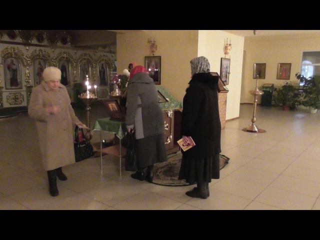 До нашого міста для поклоніння привезений ковчег з мощами Луки Кримського