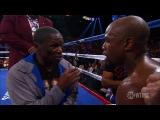 Floyd Mayweather vs. Saul