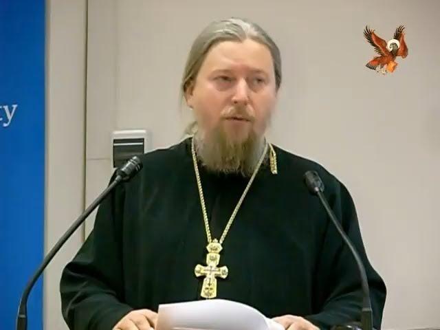 Прот.Леонид Власов о противодействии процессу антихристовой глобализации