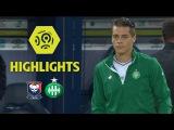 SM Caen - AS Saint-Etienne (0-1) - Highlights - (SMC - ASSE)  2017-18