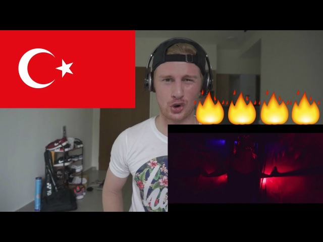 Hayki Eypio - Katil (Official Music Video) TURKISH RAP REACTION