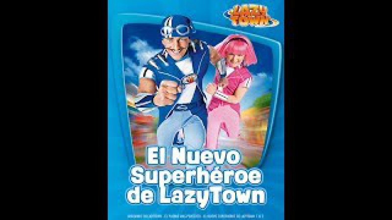 Lazy Town 1x05 Insomnio en Lazy Town