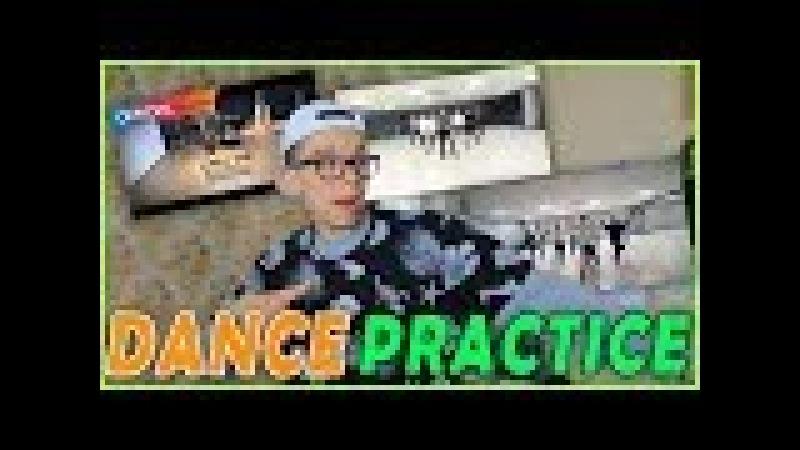 РЕАКЦИЯ НА DANCE PRACTICE NCT U, TAEMIN, WANNA ONE | Женя Симпсон