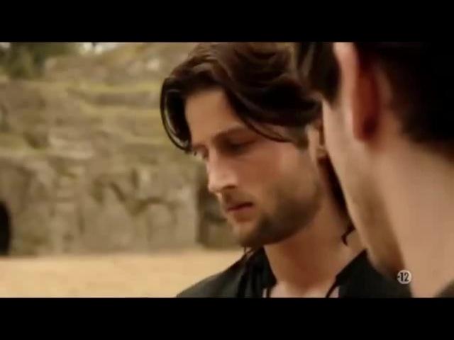 Guy calls Cesare a coward | Borgia