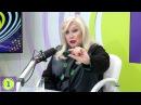 Народная артистка России Ирина Мирошниченко в программе Полёты во сне и наяву с Нармин на Радио 1