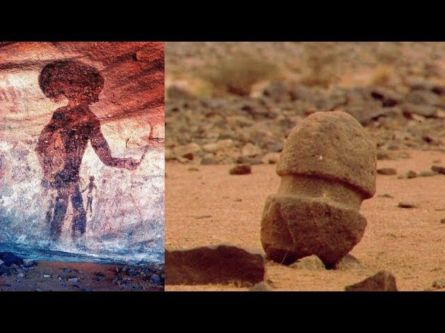 Mysterious Ancient Stone Artifact found in the Sahara Desert