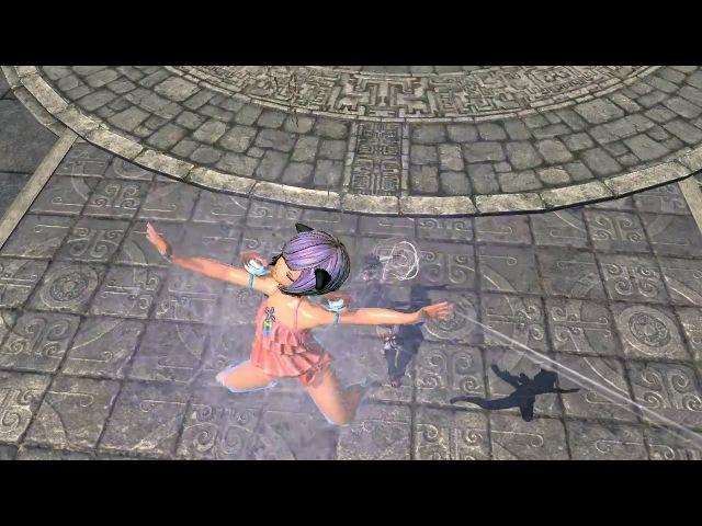 Ryona リョナ Blade Soul 5 Spider Web 2 YouTube
