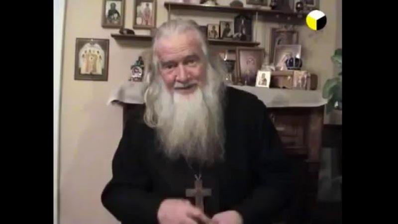 Схиигумен Митрофан Лаврентьев об о Николае Гурьянове и его пребывании в аде