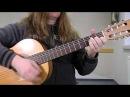 Die Katze - Annett Louisan / Akkorde (Gitarrenlehrer Chemnitz)
