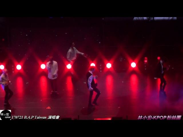 170721 B.A.P Taiwan 演唱會 I GUESS I NEED U (13)