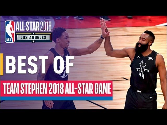NBA All-Star Game 2018 | Team Stephen Curry | NBA All-Star Weekend 2018
