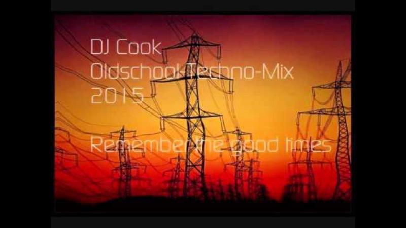 Oldschool Techno Classic Mix 1992-1996 DJ Cook inkl. Playlist