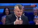 Жириновский устроил дебош в прямом эфире: Будем вас уничтожать