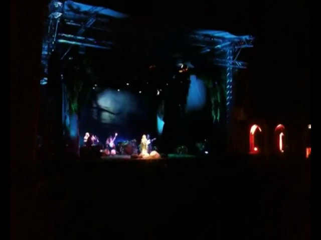 Blackmore's Night - Journeyman - Live at Kloster Hirsau - Calw, Germany - 06.08.2011