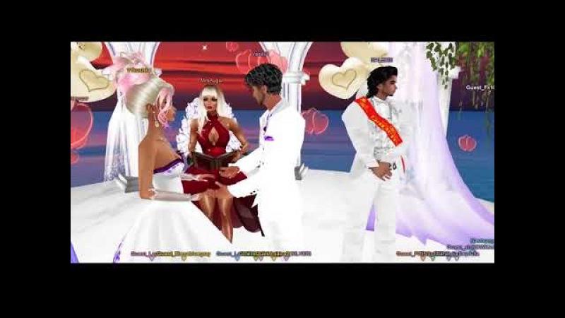 Свадьба IMVU Виктория и Василий